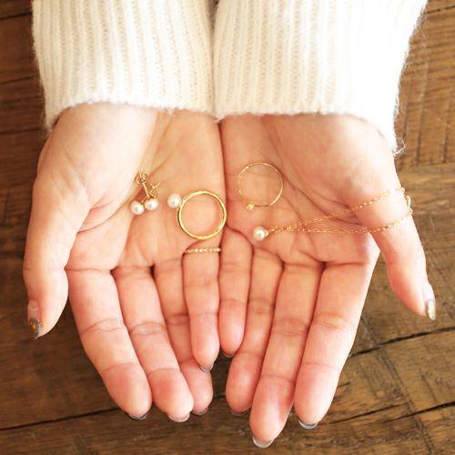 ブレスレット / リアルパールブレスレット レディース 安い ゴールド 真珠 プレゼント 流行 おしゃれ シンプル 華奢