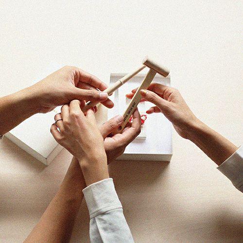 指輪 / 名もなき指輪キット - baby ring - メンズ レディース 人気 ブランド おすすめ 手作り オリジナル 記念日 誕生日 出産祝い