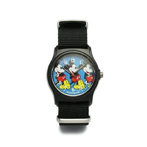 """オンラインショップ限定 ミッキー""""MICKEY""""アナログウォッチ ペア -BLUE×BLUE- / 腕時計 / 時計・腕時計"""