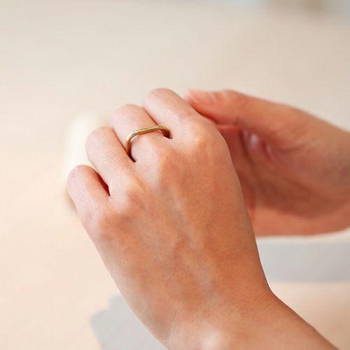名もなき指輪キット-NAMELESS RING KIT -しかく- /ペアリング
