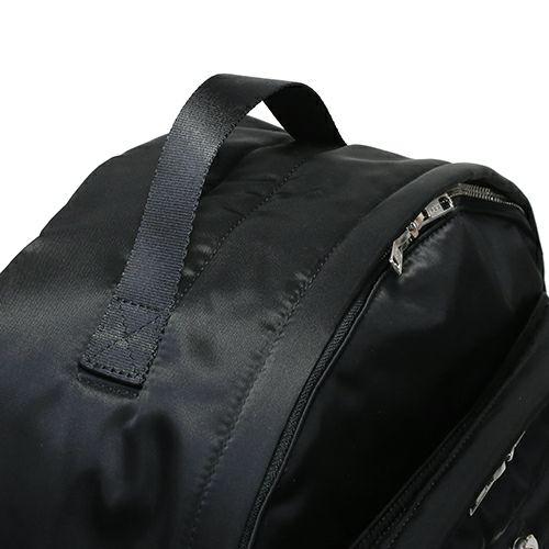 【JAM HOME MADE(ジャムホームメイド)】ポーター/PORTER アイレットデイパック / リュック メンズ レディース ユニセックス 人気 おすすめ ブランド バックパック ブラック 旅行 ハイブランド タンカー