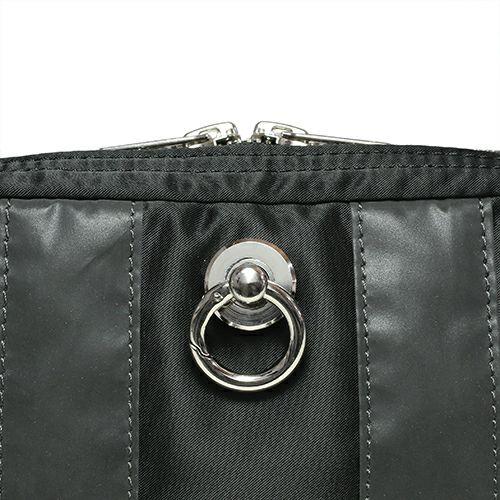 【ジャムホームメイド(JAMHOMEMADE)】ポーター/PORTER アイレット リフレクターポーチ / 小物入れ・バッグインバッグ