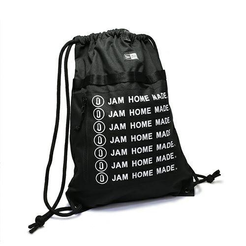 NEW ERA/ニューエラ  JAM HOME MADE ロゴ キャップ&デイサック SET