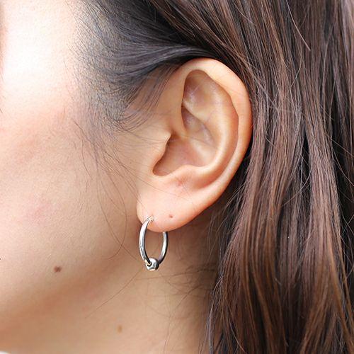ピアス / JAM アイレット フープピアス メンズ レディース シルバー 925 ブランド おすすめ 人気 誕生日 プレゼント ギフト 片耳 シンプル