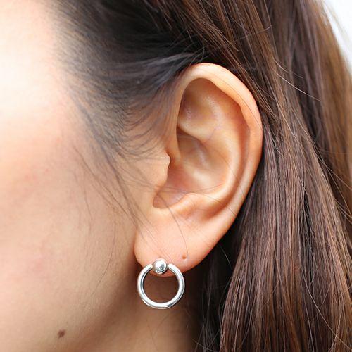 ピアス / JAM アイレット ダイレクトピアス メンズ レディース シルバー 925 ブランド おすすめ 人気 誕生日 プレゼント ギフト 片耳 シンプル