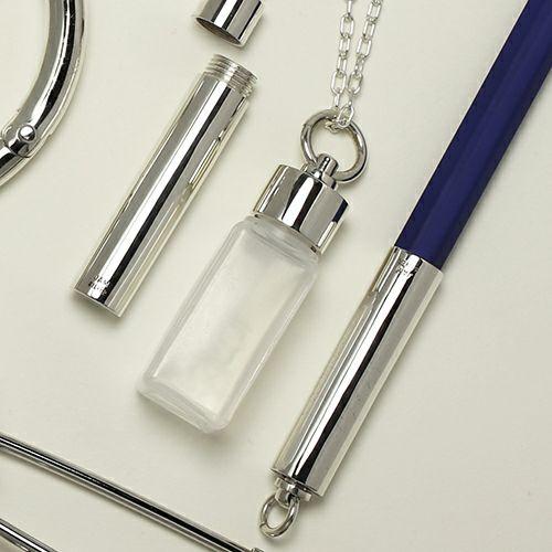 【JAM HOME MADE(ジャムホームメイド)】JAM アイレット ペンキャップネックレス メンズ シルバー 人気 ブランド おすすめ ギフト プレゼント 誕生日 アクセサリーおもしろ えんぴつ