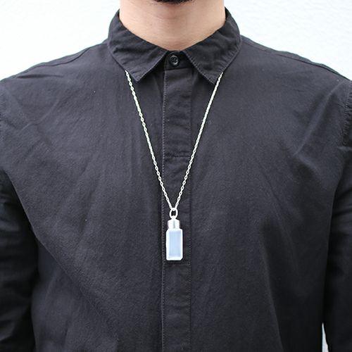 【JAM HOME MADE(ジャムホームメイド)】JAM アイレット ボトルキャップネックレス メンズ シルバー 人気 ブランド おすすめ ギフト プレゼント 誕生日 アクセサリーおもしろ