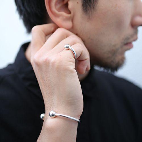 【ジャムホームメイド(JAMHOMEMADE)】JAM アイレット リング / 指輪