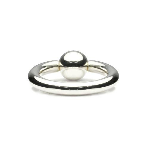 【JAM HOME MADE(ジャムホームメイド)】JAM アイレット リング / 指輪 メンズ シルバー 人気 ブランド おすすめ シンプル オリジナル