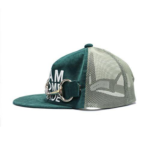 帽子 / CA4LA/カシラ テンデンシーメッシュキャップ -GREEN- メンズ レディース ユニセックス サイズ調整 おすすめ 人気 オールシーズン コラボ ブランド