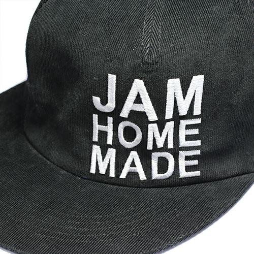 【JAM HOME MADE(ジャムホームメイド)】CA4LA/カシラ テンデンシーメッシュキャップ -BLACK- メンズ レディース ユニセックス サイズ調整 おすすめ 人気 オールシーズン コラボ ブランド