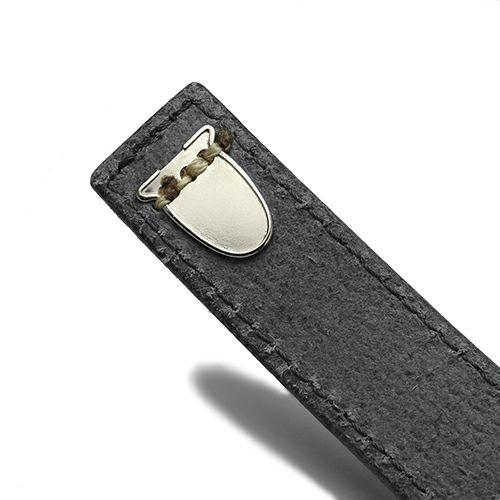 【JAM HOME MADE(ジャムホームメイド)】ビットレザーブレスレット M -BLACK- メンズ 牛革 ホースビット 人気 ブランド シンプル おすすめ ギフト プレゼント