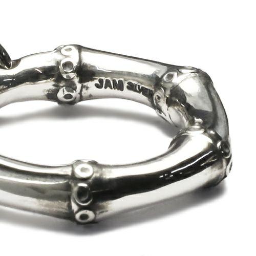 【ジャムホームメイド(JAMHOMEMADE)】JAMBOO リング M / 指輪