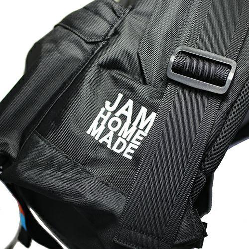【JAM HOME MADE(ジャムホームメイド)】nonmetal デイパック L -BIRTH COLOR-  / リュック  メンズ レディース ユニセックス リュック バックパック ブラック 旅行 人気 ビジネス 誕生石 人気 おすすめ ブランド