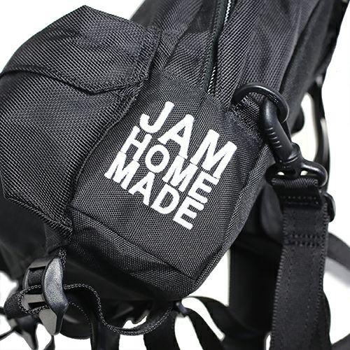 【JAM HOME MADE(ジャムホームメイド)】nonmetal デイパック S -BIRTH COLOR- / リュック メンズ レディース ユニセックス リュックサック ショルダー ブラック 誕生石 人気 おすすめ ブランド