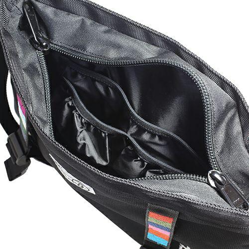 旅行用カバン / nonmetal サコッシュ -BIRTH COLOR- メンズ レディース ユニセックス ショルダー 肩掛け ブラック ボディバック 誕生石 人気 おすすめ ブランド