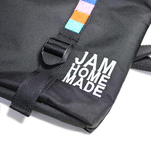 【JAM HOME MADE(ジャムホームメイド)】nonmetal サコッシュ -BIRTH COLOR- メンズ レディース ユニセックス ショルダー 肩掛け ブラック ボディバック 誕生石 人気 おすすめ ブランド