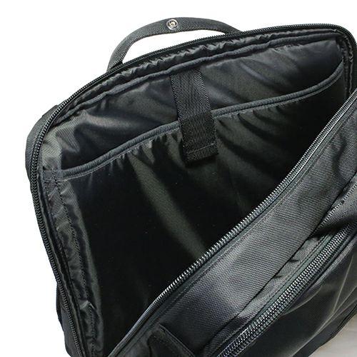 【JAM HOME MADE(ジャムホームメイド)】nonmetal 3way ビジネスバッグ / リュック メンズ ユニセックス ブリーフケース ショルダー バックパック ブリーフ ブラック 通勤 PCケース 収納力 出張 スーツ 人気 おすすめ ブランド