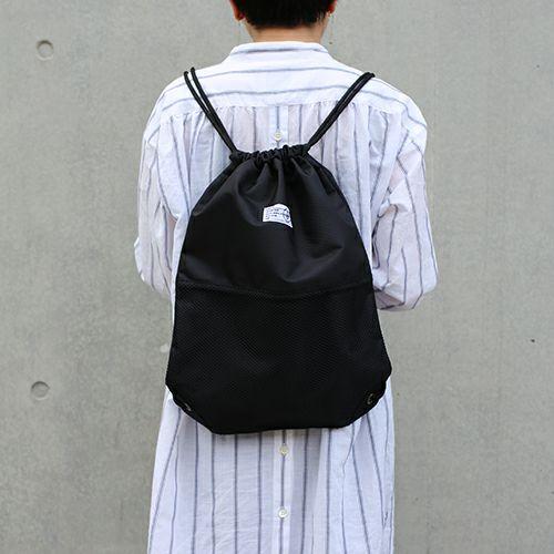旅行用カバン / nonmetal ナップサック リュック メンズ レディース ユニセックス リュック バックパック シンプル ブラック 人気 おすすめ ブランド