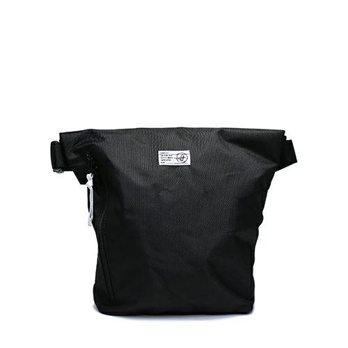 【JAM HOME MADE(ジャムホームメイド)】nonmetal ロールトップバッグ メンズ レディース ユニセックス ショルダー ウエスト ブラック 人気 おすすめ ブランド