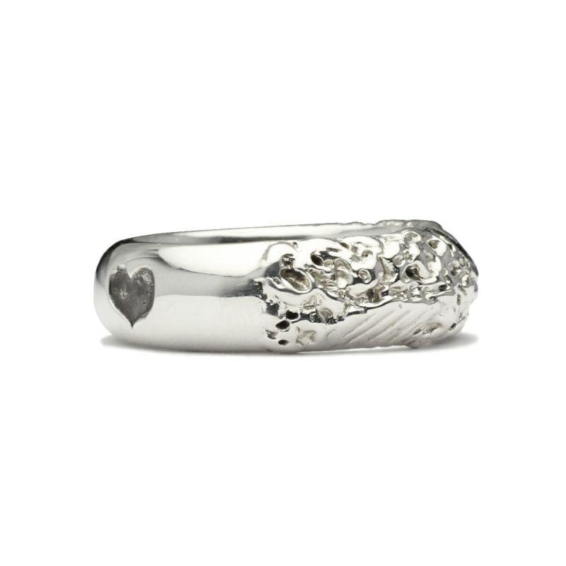 指輪/リング 『ジョジョの奇妙な冒険』 クレイジー・ダイヤモンドリング M