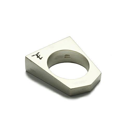 指輪 / SHOGI N JAM リング L 王将 メンズ シルバー 925 ハンドメイド 将棋 コマ アクセサリー 人気 おすすめ ブランド