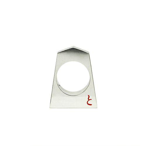 指輪 / SHOGI N JAM リング S 歩兵 メンズ シルバー 925 ハンドメイド 将棋 コマ アクセサリー 人気 おすすめ ブランド