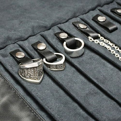 【JAM HOME MADE(ジャムホームメイド)】ポーター/PORTER アクセサリーケース メンズ レディース ユニセックス リング 指輪 ネックレス ペンケース 人気 おすすめ ブランド コラボ