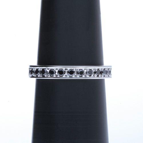 【JAM HOME MADE(ジャムホームメイド)】カットレスエターナルリング SM -PT900- / 結婚指輪・マリッジリング ウエディングリング