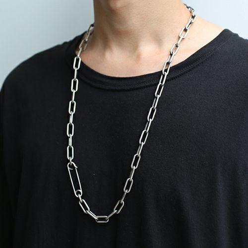 ネックレス / DADネックレス メンズ レディース シルバー 925 人気 おすすめ ブランド ボリューム チェーン
