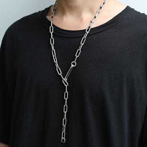 【JAM HOME MADE(ジャムホームメイド)】DADネックレス メンズ レディース シルバー 925 人気 おすすめ ブランド ボリューム チェーン