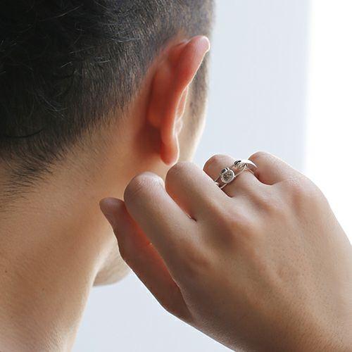 【ジャムホームメイド(JAMHOMEMADE)】DAD リング M / 指輪