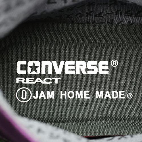 【JAM HOME MADE(ジャムホームメイド)】コンバース チャックテイラー オールスター ハイ / CONVERSE CHUCK TAYLOR ALL STAR HI メンズ レディース ハイカット スニーカー 人気 おすすめ ブランド サイズ コラボ 限定 クレイジーカラー