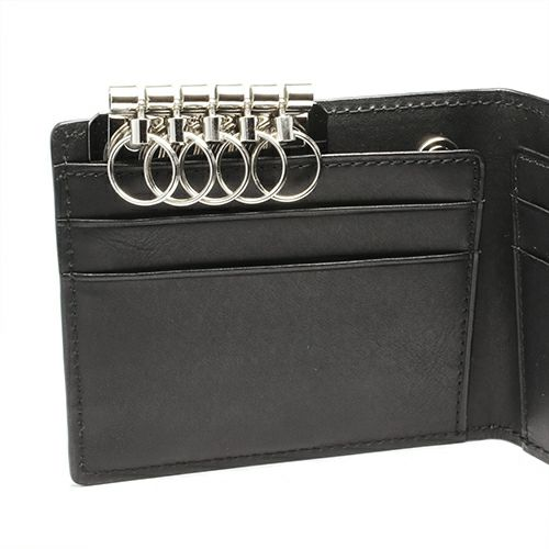 スリムミディアムウォレット / 二つ折り財布