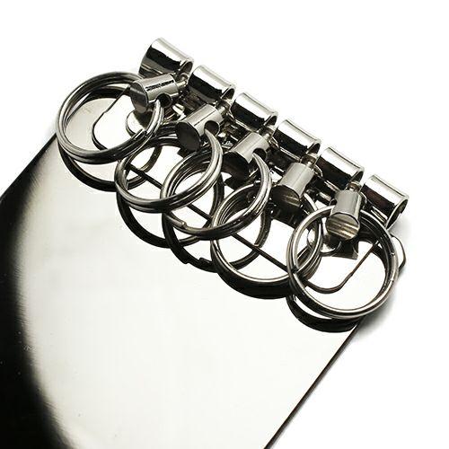 【JAM HOME MADE(ジャムホームメイド)】DADキーカード / キーホルダー メンズ ブラック プレート 人気 ブランド おすすめ プレゼント 車
