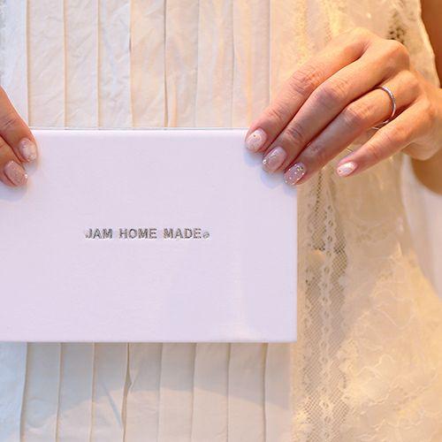【JAM HOME MADE(ジャムホームメイド)】約束の指輪 1.2mm / 指輪 メンズ レディース ペア ペアリング 人気 ブランド おすすめ シンプル プラチナ 結婚指輪