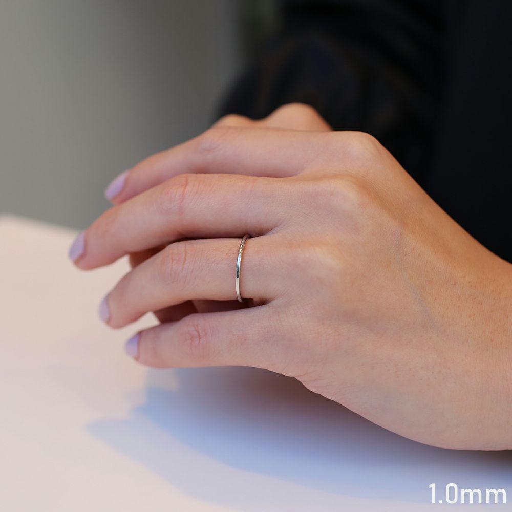 約束の指輪 1.0mm / 指輪