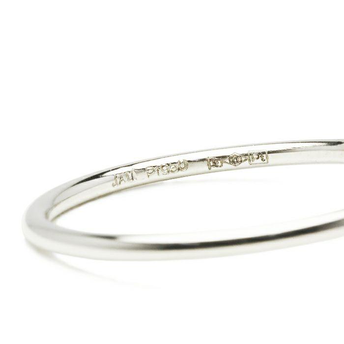 【ジャムホームメイド(JAMHOMEMADE)】約束の指輪 1.0mm / 指輪