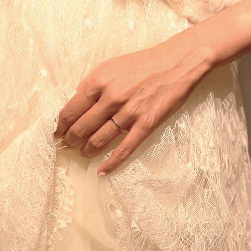 約束の指輪®  0.8mm / 指輪