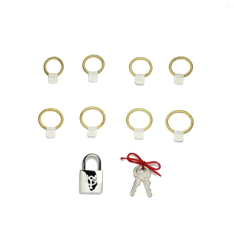 ペアリング / 読売ジャイアンツ 名もなき指輪 -BRASS- メンズ レディース ユニセックス リング 指輪  ペアリング  手作り ペアリングキット オリジナル 巨人 読売 グッズ コラボ商品