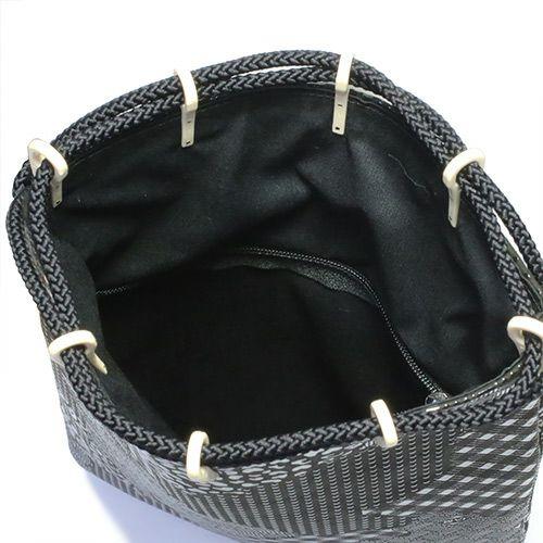 印傳屋(印伝屋) 合切袋 -山梨カモフラージュ- / リュック・バッグ