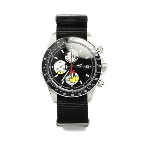 """シークレットミッキー""""MICKEY""""ウォッチ TYPE-1 NATO -SILVER- / 腕時計 / 時計・腕時計"""