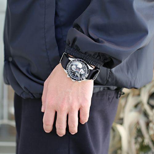 """シークレットミッキー""""MICKEY""""ウォッチ TYPE-1 NATO -SILVER×MONO- / 腕時計 / 時計・腕時計"""