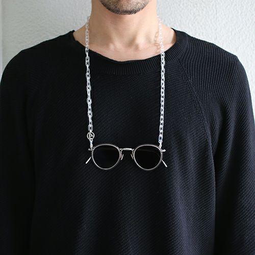 """メガネ・サングラス / """"ア"""" からホイールグラスホルダー メンズ レディース メガネ ネックレス サングラス"""
