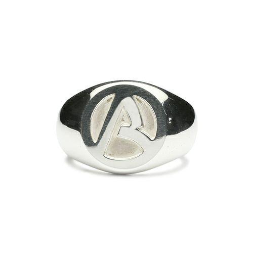 """指輪 / """"ア"""" からリング メンズ レディース シルバー 925 人気 ブランド おすすめ プレゼント"""