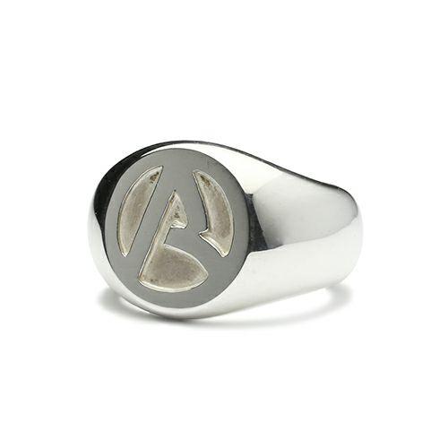 """""""ア"""" からリング / 指輪"""