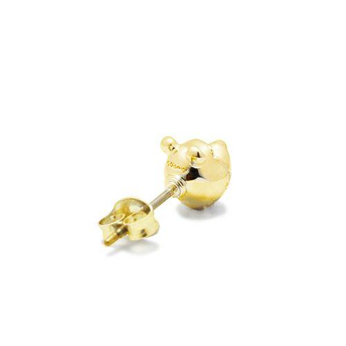 ピアス / くまのプーさん / ピアス -GOLD- レディース ゴールド 人気 ブランド おすすめ プチプラ 両耳 POOH ディズニー コラボ