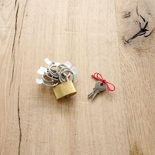 【ジャムホームメイド(JAMHOMEMADE)】名もなき指輪 ともだちキット - NAMELESS RING KIT -ステンレス- / 大きいサイズ