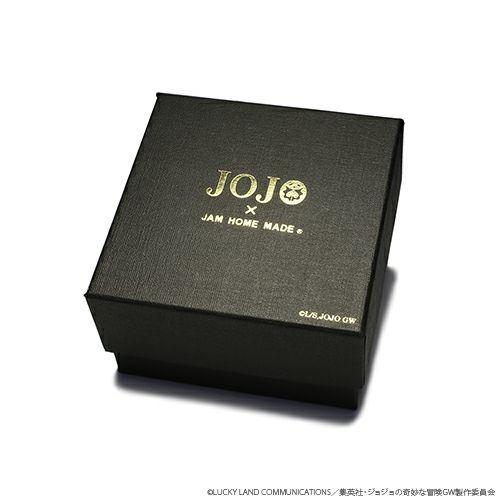 【JAM HOME MADE(ジャムホームメイド)】『ジョジョの奇妙な冒険』 コインブレスレット (ブローノ・ブチャラティ) メンズ レディース 人気 おすすめ ブランド コラボ アクセサリー 5部 限定 スタンド スティッキー フィンガーズ JOJO 硬貨 イタリア