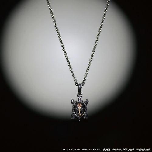 【ジャムホームメイド(JAMHOMEMADE)】『ジョジョの奇妙な冒険』 M・Pネックレス